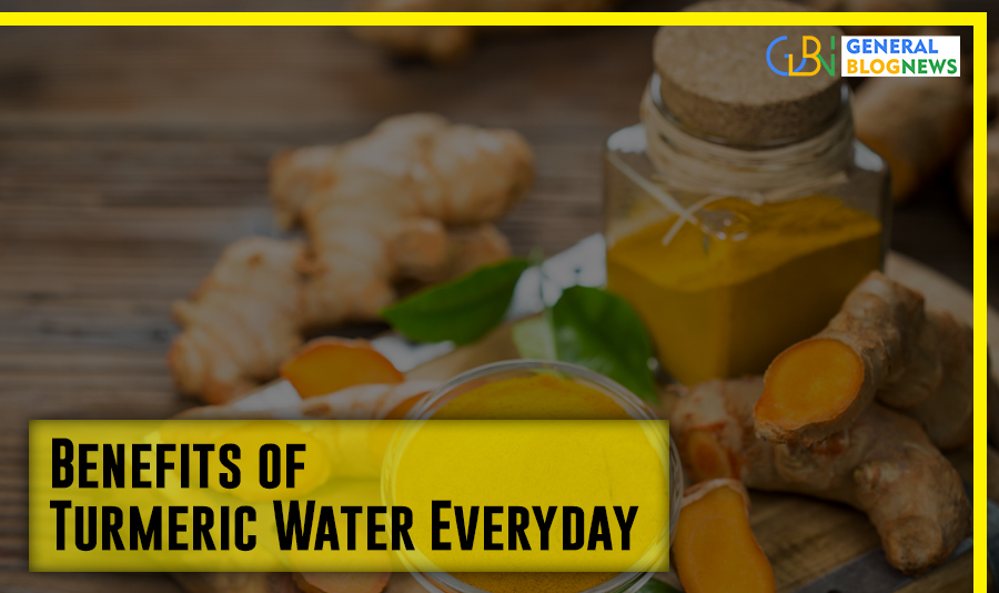 Benefits of Turmeric Water Everyday article